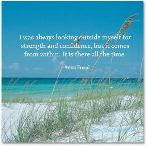 !!! Self empowerment