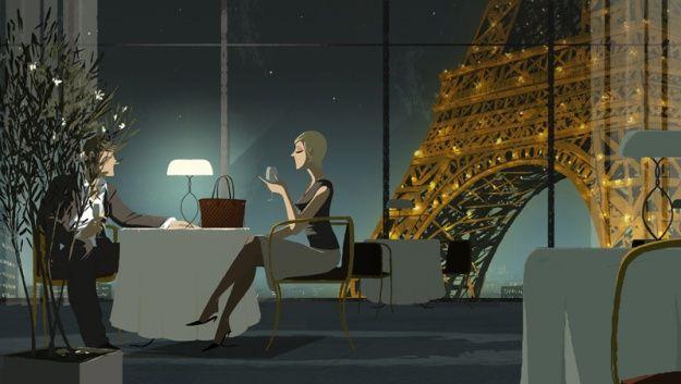 Matthieu Forichon - Paris by night