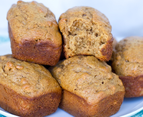 Whole wheat apple spice bread | Sides | Pinterest