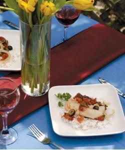Fish Fillets Italiano | Recipe