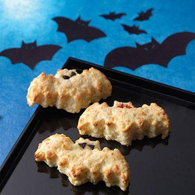 Batty Buttermilk Biscuits