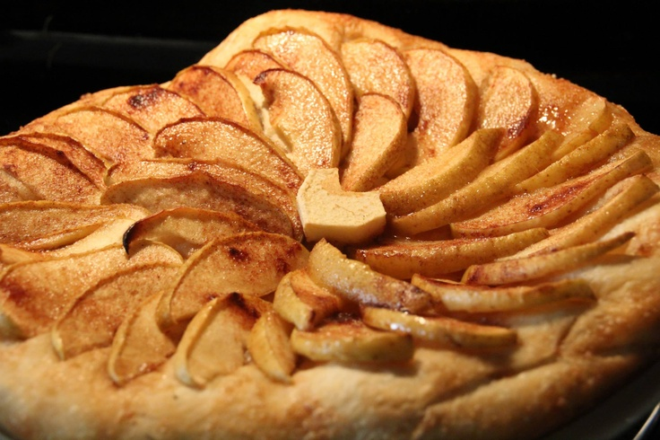 "Apple ""Pizza Pie"" | Ricette Dolci | Pinterest"