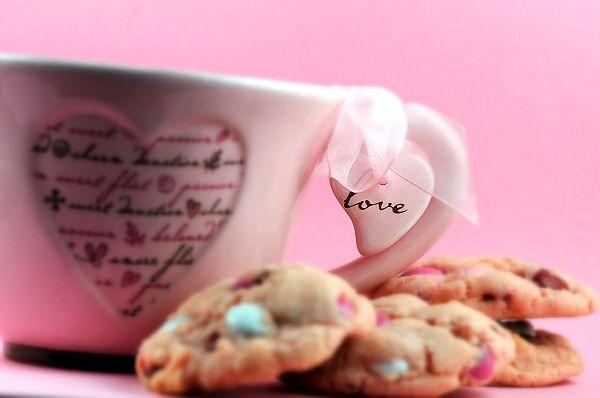 vanilla malted valentine cookies | Cookies and More Cookies | Pintere ...