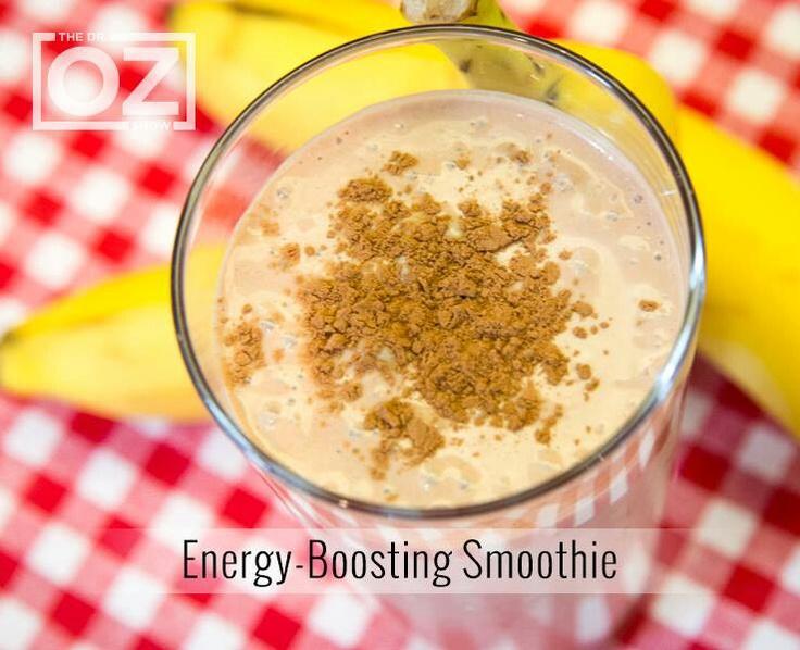 energy boosting smoothie greener nutrition pinterest