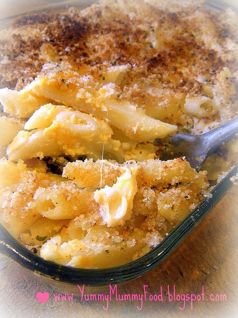 Healthy Mac and Cheese by www.YummyMummyKitchen.com, via Flickr