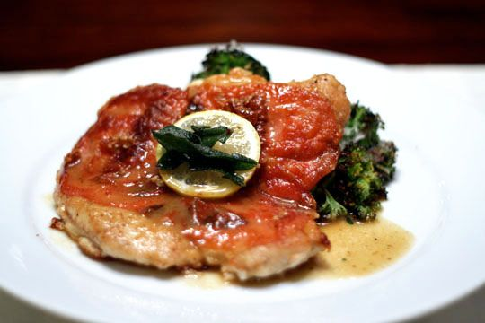 Chicken Saltimbocca | FOODS TO TRY | Pinterest