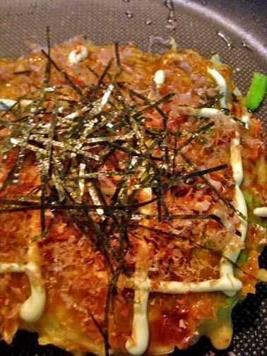 Japanese pancakes (Okonomiyaki) | Bread, Pizza and Rolls | Pinterest