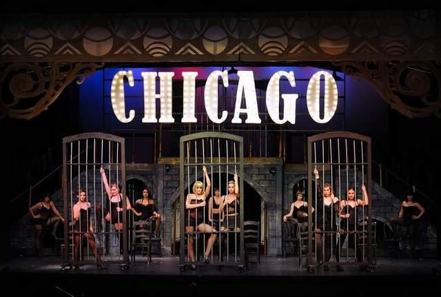 Cell block chicago gay