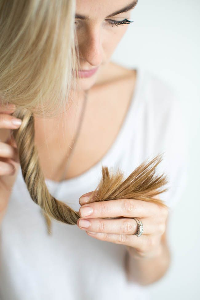 Home Remedies for Treating Split Ends Home Remedies for Treating Split Ends new foto