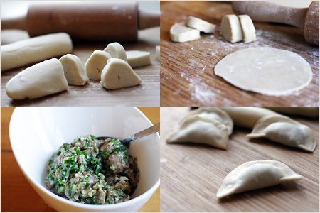 Chinese Jiaozi Recipe (Pork and Chive Dumplings/韭菜饺子) | Easy ...