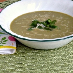 Fresh Asparagus Soup | Recipes | Pinterest