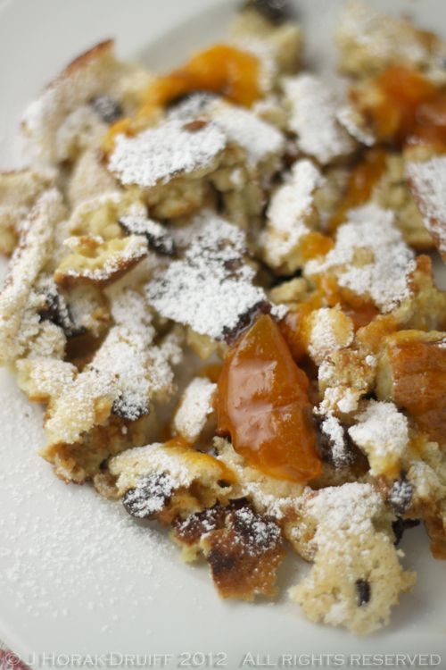 Kaiserschmarrn (Emperor's pancakes) from Cook Sister - Jeanne Horak ...