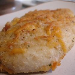 Garlic Cheddar Chicken | food | Pinterest