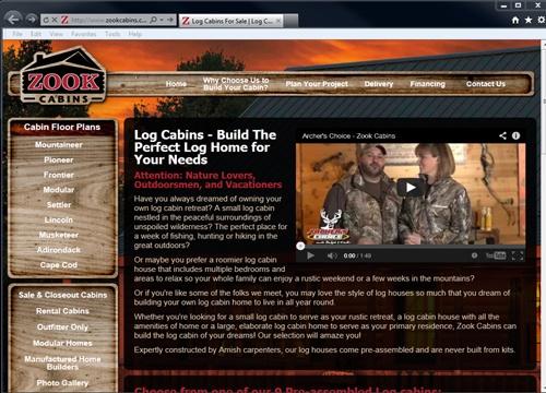 zook log cabins joy studio design gallery best design