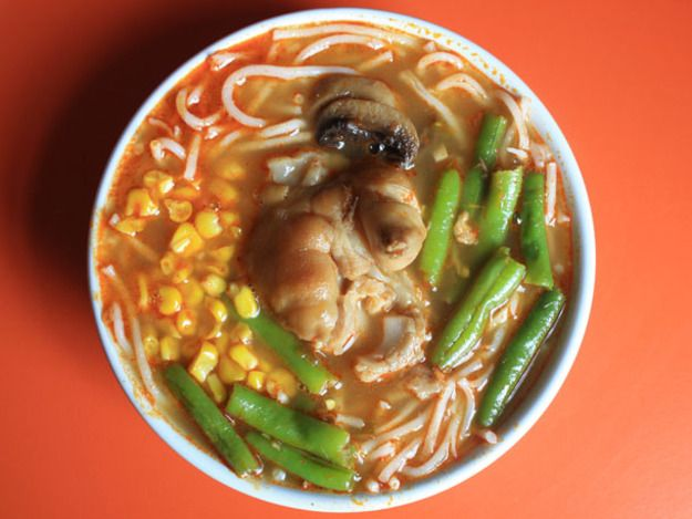 Trotter Tom Yum Soup | ASIAN RECIPES | Pinterest