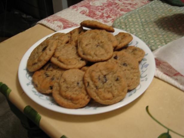 Butterscotch & Chocolate Chip Cookies   Recipe