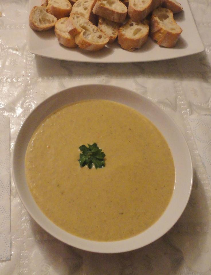 Lentil cream soup | Menu. | Pinterest