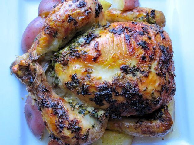 Pollo Asado (Colombian Roasted Chicken) from mycolombianrecipes.com ...