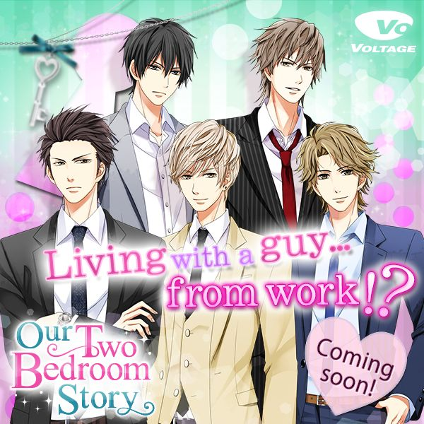our two bedroom story voltage otome