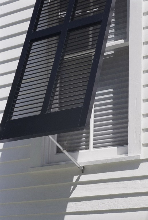 I 39 ve always liked this type of shutter welcome home exterior pin - Types shutters consider windows ...