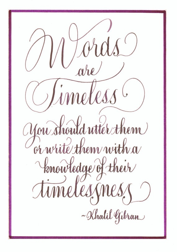 Calligraphy bible quotes quotesgram