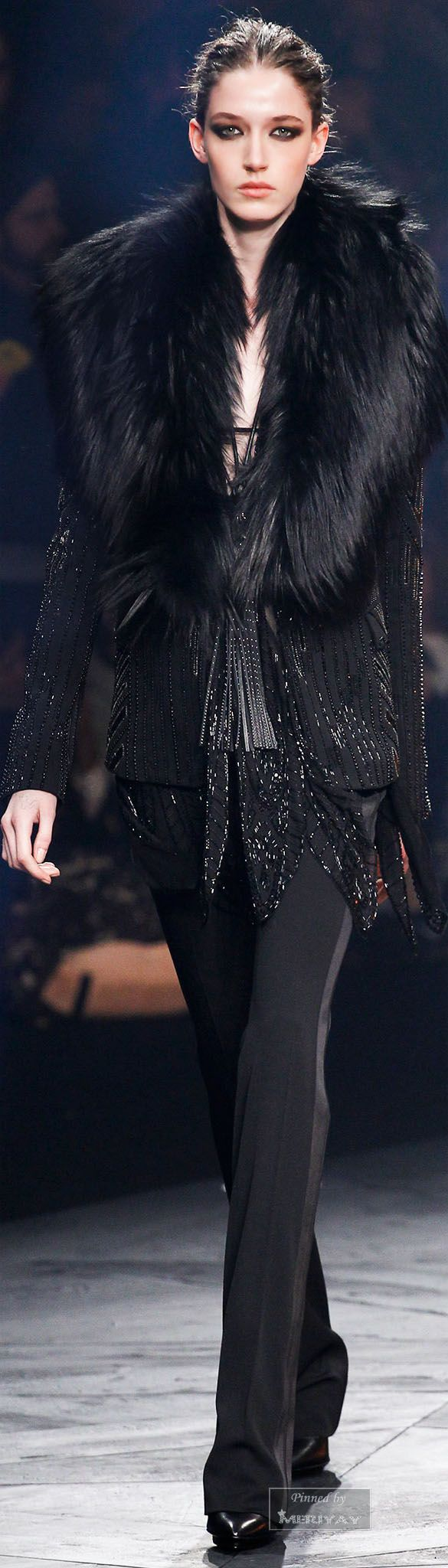 Roberto Cavalli Fall Winter 2014/15