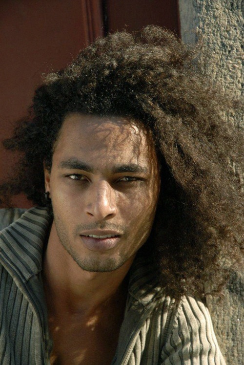 Hairstyles For Long Hair Black Guys : ... 785 joined may 2013 re black men long hair more black men long hair