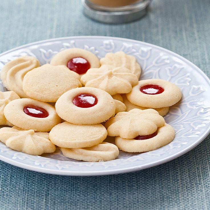Melting Moments cookies | COOOOOO---KIES! | Pinterest