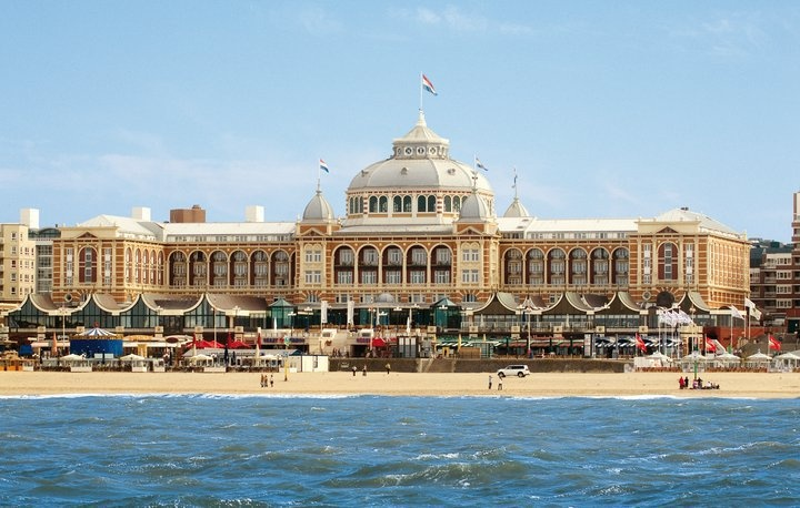scheveningen in holland
