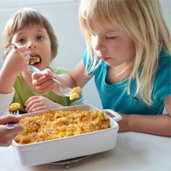 Mac & cheese with white beans - Healthy Option - Like the cheese sauce ...
