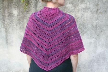 Eva s Shawl Crochet Pattern :  EVAS SHAWL CROCHET