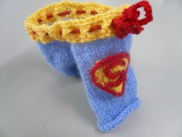 Ravelry: frasi01s superman willy warmer KNIT WIT Pinterest