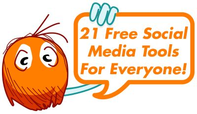 blog free social media tools