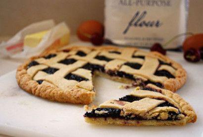 Italian Jam Crostata | Tasty Kitchen: A Happy Recipe Community!