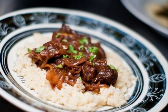 pomegranate lamb tagine with preserved meyer lemons and dates north ...
