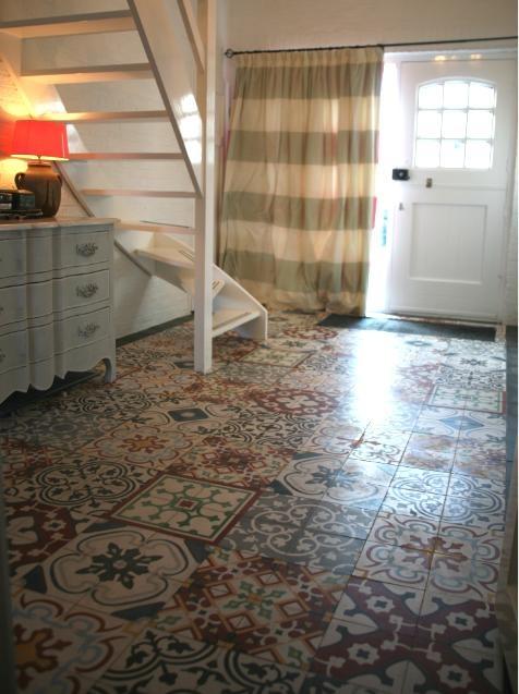 Moroccan Tile Tile Flooring Pinterest