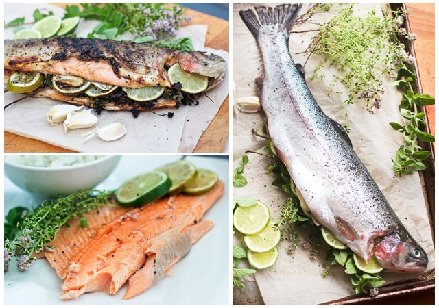 Grilled Whole Trout – Fairly Easy to Make and Not So Bad Looking ...