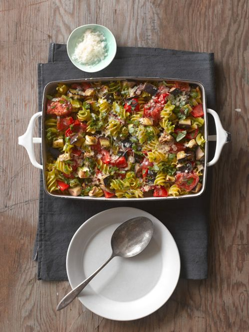 Eggplant Pasta bake | Recipes I'll try | Pinterest