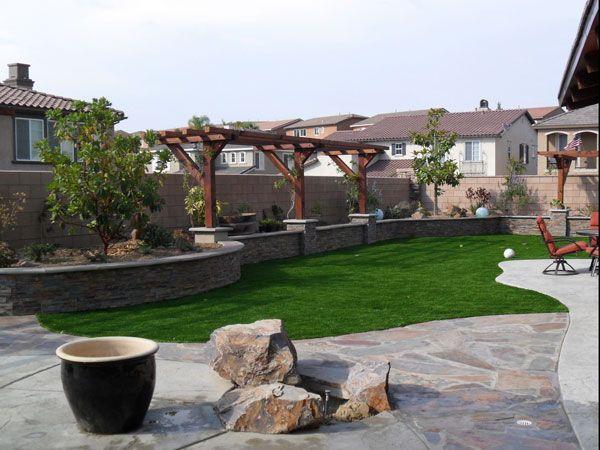 Simple Backyard Ideas Niceland 24 Simple Backyard Landscaping Ideas