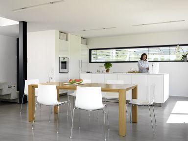 glatte fronten f r die k che lampen myarchitecture. Black Bedroom Furniture Sets. Home Design Ideas