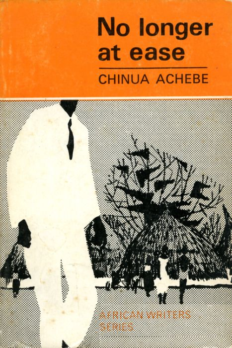 """no longer at ease essay Achebe, chinua no longer at ease kampala: east  first essay due achebe, """" civil peace""""  hopes and impediments: selected essays london: doubleday."""