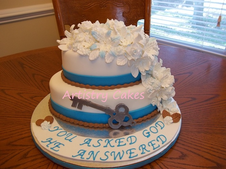 Cake Designs For Housewarming : housewarming cake - fancy Housewarming Pinterest