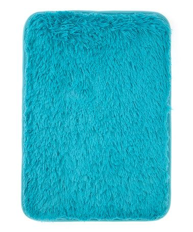 Beautiful Bathroom Rug  Turquoiseteal And Blue  Pinterest  Bathroom Rugs