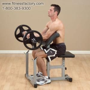 Powerline Preacher Curl - PPB32X The best exercise for