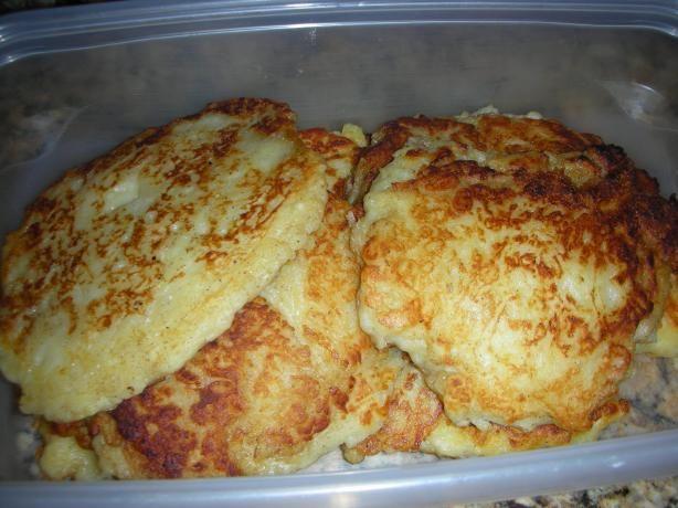Boxty Pancakes. Photo by JackieOhNo!