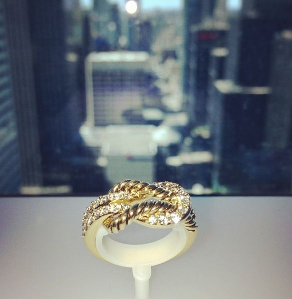 Romeo And Juliet Replica Ring