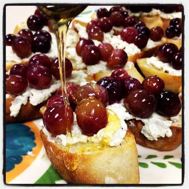 More like this: blue cheese , goat cheese and honey .