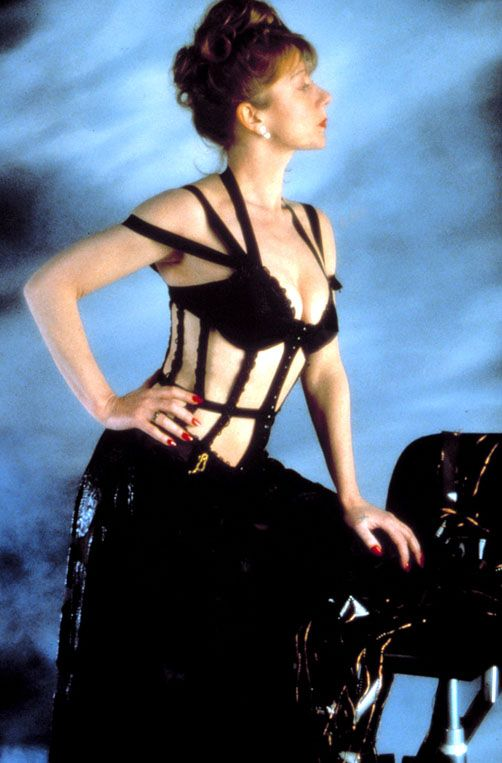 Helen Mirren as Georgina in The Cook, The Cook, the Thief, His Wife & Her Lover by Peter Greenaway.