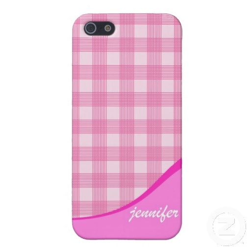 Cute Girly Pinky Pattern Iphone 5 Case | Cases for iPhone ...