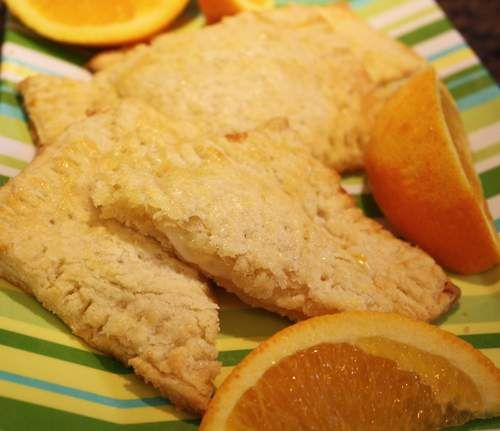 Creamy Orange Pops Recipes — Dishmaps